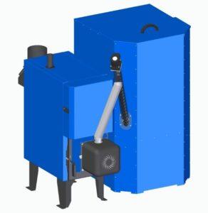 Automatic pellet boiler P30