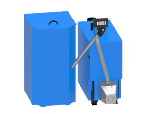 Automatic pellet boiler P40 Premium